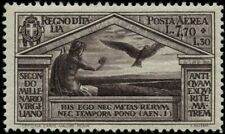 Italy 1930 stamps air mail MH Sas A24 CV $88.00 180617291