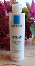 La Roche Posay Toleriane Dermo-Cleanser 6.76 oz/200 ml. Face and eyes.