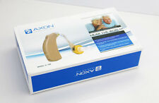 Rechargeable Hearing Aids Aid Behind The Ear Sound Amplifier Sound Adjustable