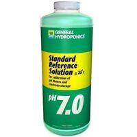 General Hydroponics pH 7.0 Calibration Solution Quart 32oz
