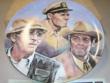 HENRY FONDA COLLECTOR PLATE - BY R.J. ERNST ENTERPRISES INC.