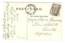 More details for st margarets hope orkney gww ? local circular postmark & duplex 604 postmark