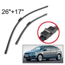 Limpiaparabrisas Delantero Para Ford Focus MK2 2004-2010 Izquierda Y Derecha