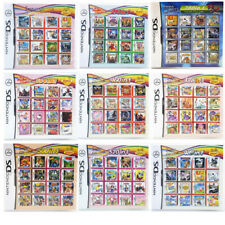 Game Cartridge Multicart For Nintendo All in 1  DS NDS NDSL NDSi 2DS 3DS US