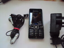 SPARE BASIC SLIDE ELDERLY SONY ERICSSON C510 UNLOCKED 2G,3G,4G SIM+CHARGE+HEADP
