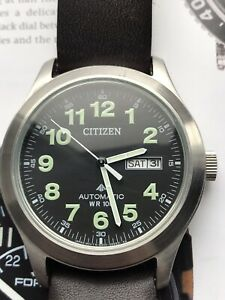 CITIZEN PRO MASTER AUTOMATIC MILITARY STYLE WATCH