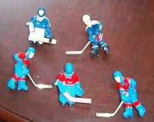 Team USA Stiga Hockey  Players 1990's Blue and Red mix table top hockey