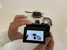 Canon PowerShot Camera [G7 X Mark II], Black with Tripod and Camera Case