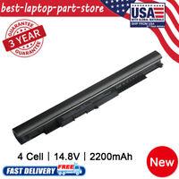 Laptop Battery for HP N2L85AA 807612-831 HSTNN-PB6T TPN-C125 TPN-C126 TPN-I119 G