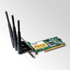 Wi-Fi LAN PCI Network Card Planet WNL-9320 2.4GHz 300Mbps 802.11n