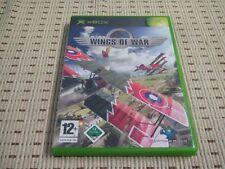 Wings of War para Xbox * embalaje original *