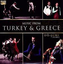 Du-Sems Ensemble - Music From Turkey And Greece (NEW CD)