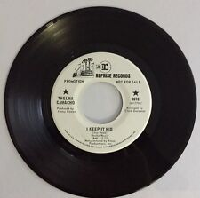 Thelma Camacho, I keep It Hid, Reprise Records#878, 45 Record Promo, 1969