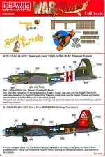 Kits World Decals 1/48 Boeing B-17 Flying Fortress Sweet & Lovely & Nine O Nine
