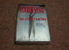 Laurell K. Hamilton series: anita blake vampire hunter Blood Noir hc  bk 16