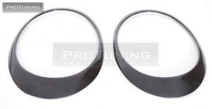 Eyebrows for Porsche 911 997 Light Brows Eyelashes Headlights Covers