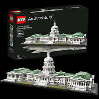 LEGO Architecture US Capitol Building 21030 - NEW - In Stock, Ready to Ship.