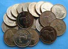 10 x 1oz Krügerrand (div Jahrgänge) 916/1000 au Gold Südafrika 311g reines Gold