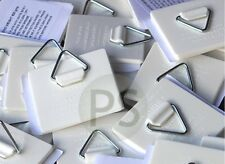 25 x AUTOADESIVO APPENDIABITI / Gancio / Sticky PADS: Carta, foto, carta, Mosaico, PIASTRA