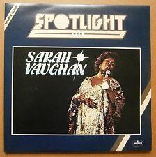 2LP Sarah Vaughan – Spotlight On Sarah Vaughan Nm Vinyl Uk 1978 Jazz