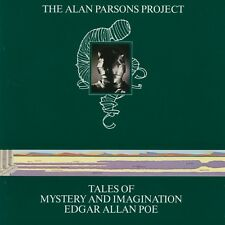 ALAN PARSONS PROJECT - TALES OF MYSTERY & IMAGINATION EDGAR ALLAN POE CD *NEW*