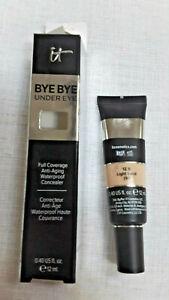 IT Cosmetics Bye Bye Undereye Full Coverage Concealer Light Sand .40 fl oz