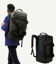Duffel Bag Convertible to Backpack. Multipurpose Traveling, Backpacking or Sport