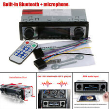 4-Channel Car Digital Bluetooth Audio USB/SD/FM/WMA/MP3/WAV Radio Stereo Player