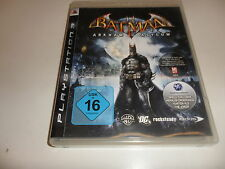 PlayStation 3 PS 3  Batman: Arkham Asylum