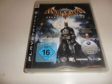 PLAYSTATION 3 PS 3 Batman: Arkham Asylum