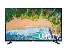 Samsung NU7099 43 Zoll 4K UltraHD LED Fernseher - Schwarz