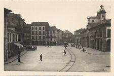 Tarjeta Postal. AVILÉS (Asturias). Plaza de España.