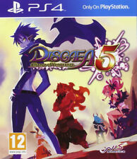 Disgaea 5 Alliance of Vengeance Ps4 Game