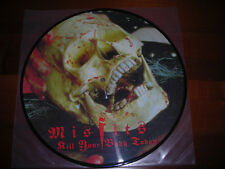 Misfits ‎– Kill Your Baby Today Lp Picture vinyl 1992 MMR 9206 Punk Hardcore