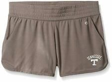 NCAA Tennessee Volunteers Womens Endurance Shorts, Titanium, Size Small