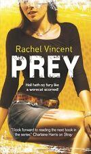Prey,Rachel Vincent