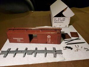 Lionel Pre War 0 # 714 Penn Bakelite Body Scale Rare Boxcar 1941/42 For 700E Set