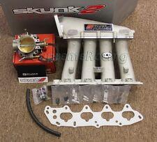 Skunk2 Ultra Intake Manifold + 70mm Throttle Body for 97-01 Acura Integra Type R