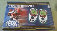 NEW DUAL ELECTRONIC FOOTBALL EXCALIBUR HEAD TO HEAD PLAY
