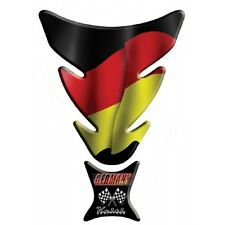 GERMANY FLAG TANK PAD BY KEITI. NEW SUIT BANDIT GSXR BMW TRIUMPH FREE POSTAGE