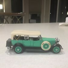 New Listing1/43 Franklin Mint 1927 Lincoln Sport World's Greatest Cars