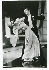 FRED ASTAIRE GINGER ROGERS PHOTO DE PRESSE CINEMA