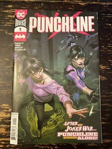 Punchline #1 (DC) Free Combine Shipping