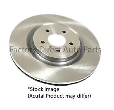 New Front Brake Rotor NewTek R-54099 03-06 Ford Expedition/Lincoln Navigator