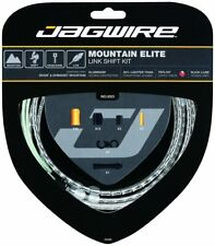 Jagwire Mountain Elite Link Shift Cable Kit Silver