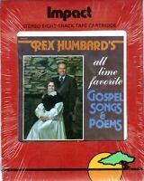Rex Maude Aimee Humbard Christian Gospel Music Vintage 8 Track Tape New! Sealed
