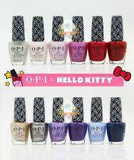 OPI Hello Kitty Collection Holiday 2019 Nail Polish FULL 12PCS + DISPLAY