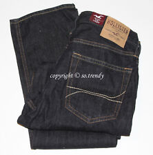 NWT! HOLLISTER by Abercrombie Mens Low Rise Slim Straight Jeans 32x34