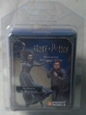 HARRY POTTER MINIATURES GAME PACK BRAND NEW & SEALED ~ BELLATRIX & WORMTAIL