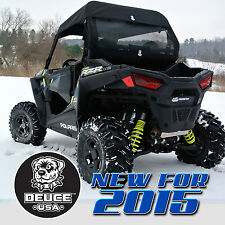 Deuce USA Polaris 2018-2015 RZR S900,900XC,S900 EPS,Trail  Soft Top & Screen Set